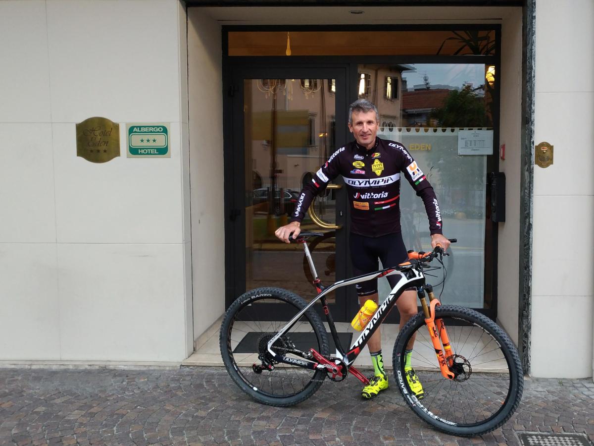 Marzio Deho - D'Annunzio bike 2017