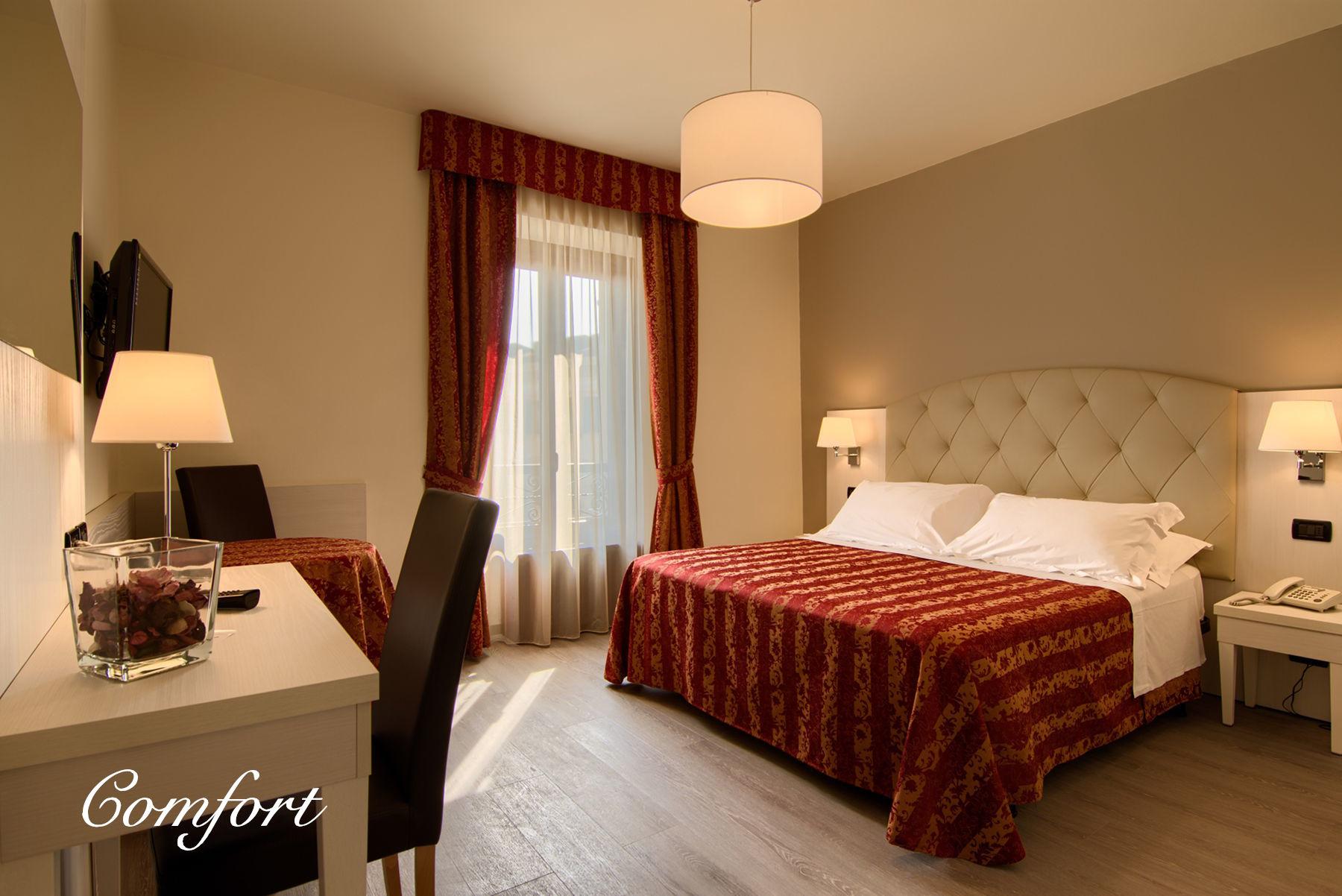 Elegant Rooms with View in  Salo Near Lake Garda