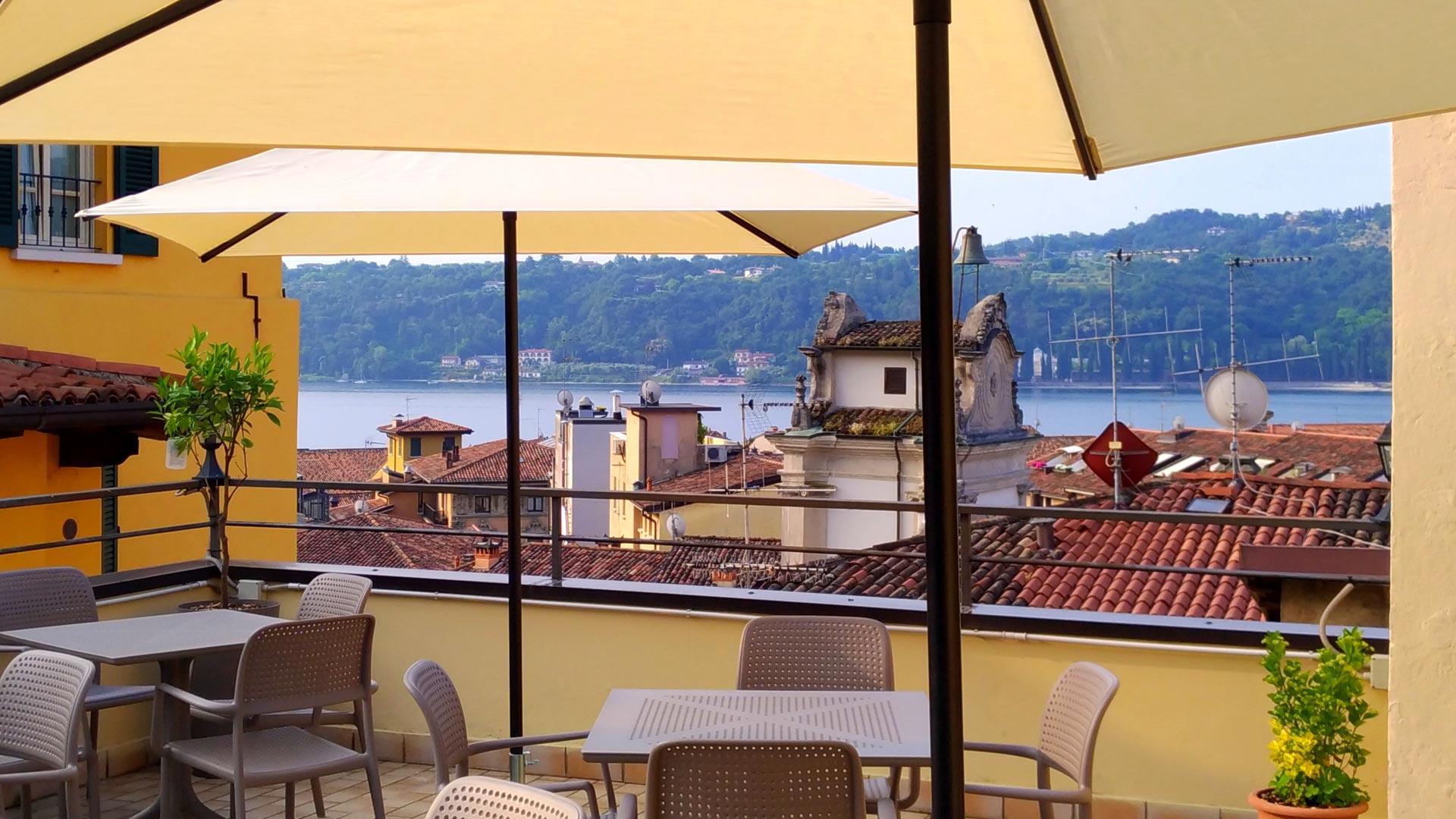 Hotel Eden Salo am Gardasee | 3 Sterne Hotel in Zentrum Salo
