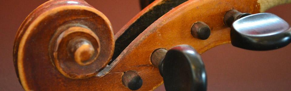 Die Violine wurde in Salò geboren
