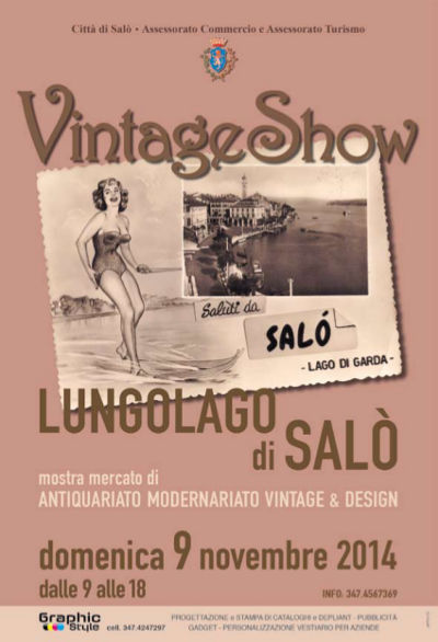 Vintage Market in  Salo', November 2014